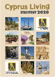 Cyprus Living Retail and Services Directory 2020